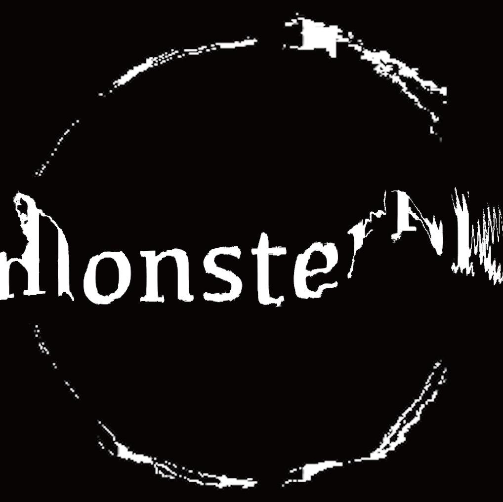 monsterpkロゴ、正方形。